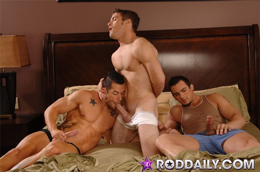 Rod daily threesome