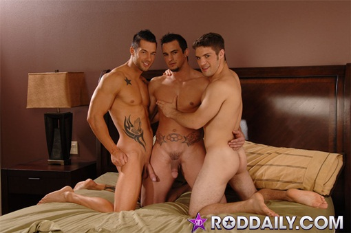 Adam Wirthmore, Rod Daily and Phenix Saint